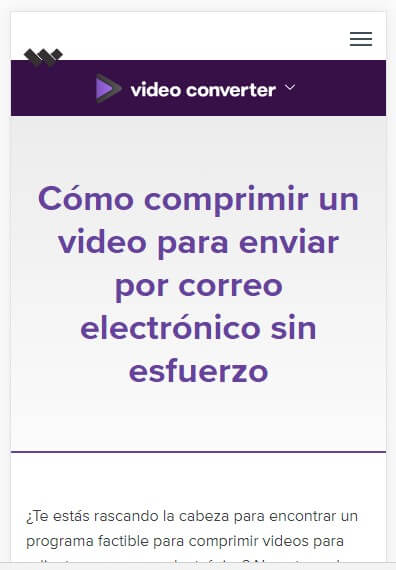 videoconverter comprimirvideos.com